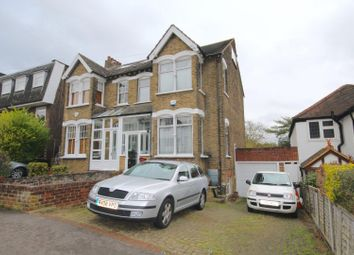 Thumbnail 3 bed semi-detached house for sale in Queens Road, Loughton