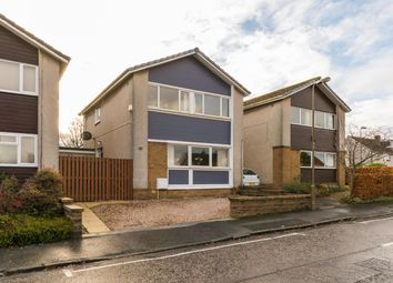 Thumbnail 5 bed link-detached house for sale in Cramond Gardens, Edinburgh