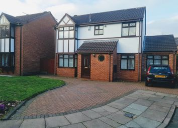 Thumbnail 4 bedroom detached house for sale in Grosvenor Close, Bootle