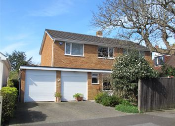 Thumbnail 4 bed detached house for sale in Swanage Road, Lee-On-The-Solent, Hants