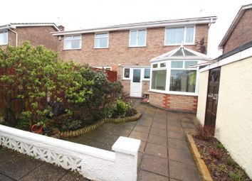 Thumbnail 3 bed property for sale in Kalmia Green, Gorleston