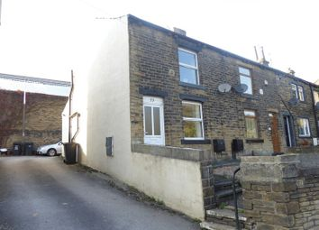 Thumbnail 1 bed end terrace house for sale in Shay Lane, Halifax