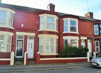 Thumbnail 3 bed terraced house to rent in Hornby Road, Bootle