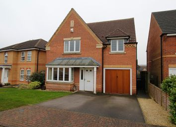 Thumbnail 4 bed detached house for sale in Aubretia Drive, Scunthorpe, Lincolnshire