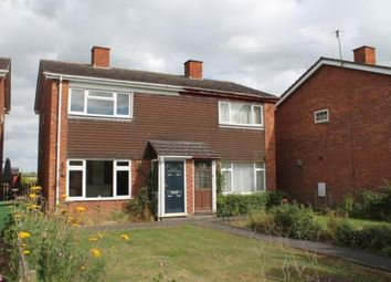 Thumbnail 2 bed semi-detached house for sale in Rumer Close, Long Marston, Stratford-Upon-Avon
