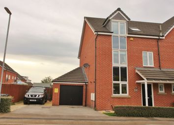Thumbnail 4 bed semi-detached house for sale in Fircrest Way, Wath-Upon-Dearne, Rotherham
