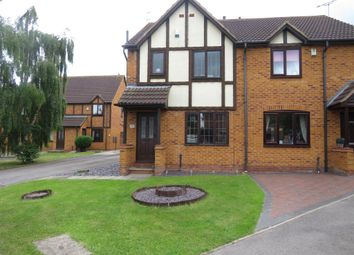 Thumbnail 3 bed semi-detached house for sale in Kennington Grove, Edlington, Doncaster
