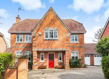 Thumbnail 5 bed detached house for sale in Hope Fountain, Camberley, Surrey
