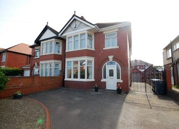 Thumbnail 4 bedroom semi-detached house for sale in Coniston Road, Blackpool