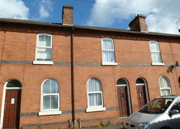 Thumbnail 2 bed terraced house to rent in St. Peters Street, Burton-On-Trent