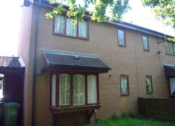 Thumbnail 1 bed terraced house for sale in Copperfields, Luton
