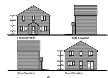 Thumbnail 3 bed detached house for sale in Plot 4, Caunce Road, Wigan