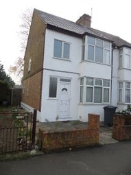 Thumbnail 4 bed semi-detached house to rent in Colonial Road, Bedfont