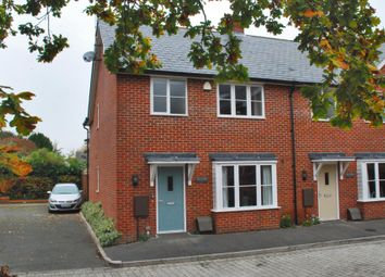 Thumbnail 3 bed end terrace house to rent in North Road, Brockenhurst, Hampshire