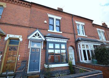 Thumbnail 4 bed terraced house for sale in York Road, Kings Heath, Birmingham