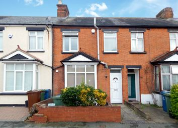 Thumbnail 2 bedroom terraced house to rent in Churchill Road, Edgware