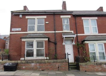 Thumbnail 4 bed end terrace house to rent in Farndale Road, Newcastle Upon Tyne