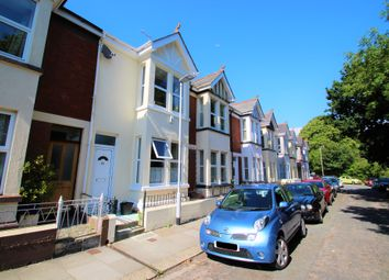 Thumbnail Terraced house for sale in Edgcumbe Avenue, Stoke, Plymouth