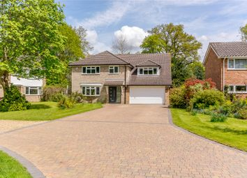 Thumbnail 5 bed detached house for sale in Oaklands Drive, Ascot, Berkshire