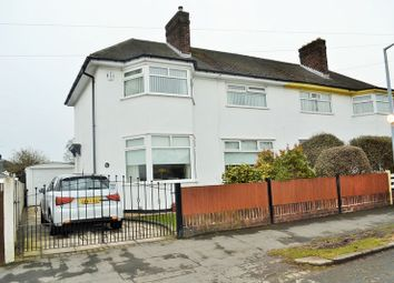 Thumbnail 3 bedroom semi-detached house for sale in Northway, Maghull, Liverpool