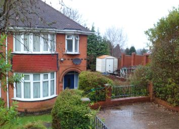 Thumbnail 3 bed semi-detached house for sale in Bristnal Hall Road, Oldbury