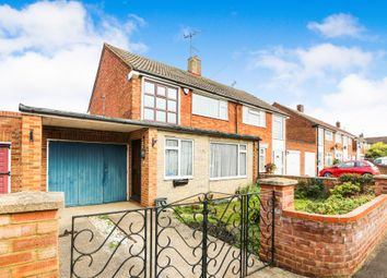Thumbnail 3 bedroom semi-detached house for sale in Summers Road, Luton
