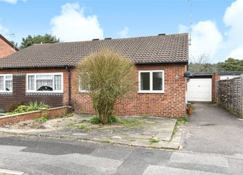 Thumbnail 2 bed semi-detached bungalow to rent in Merton Close, Owlsmoor, Sandhurst, Berkshire