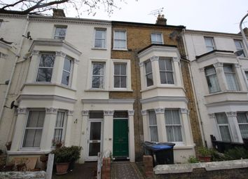 Thumbnail 2 bed flat to rent in Gordon Road, Cliftonville, Margate