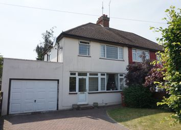 3 bed semi-detached house for sale in Hanover Gate, Cippenham Lane, Cippenham, Slough SL1