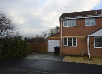 Thumbnail 2 bed semi-detached house for sale in Teal Close, Filey