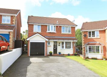 Thumbnail 4 bed detached house for sale in Reynards Coppice, Sutton Heights, Telford