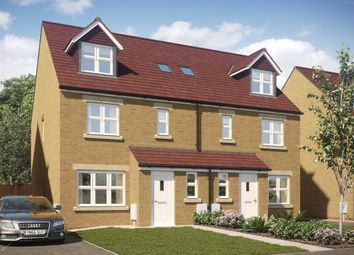 "Thumbnail 4 bedroom end terrace house for sale in ""The Penshaw"" at Darlington Road, Northallerton"