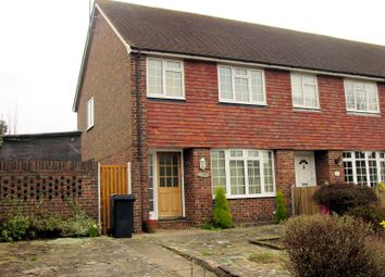 Thumbnail 3 bed property to rent in Hanyards, Horsham Road, Findon, Findon