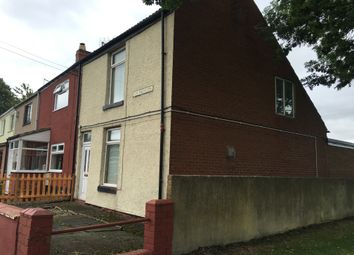 Thumbnail 2 bed end terrace house for sale in Low Willington, Crook