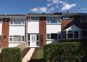 Thumbnail 3 bed terraced house for sale in Somerly Close, Binley, Coventry, West Midlands