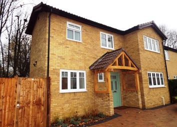Thumbnail 4 bed detached house for sale in Blenheim Way, Stevenage, Hertfordshire, England