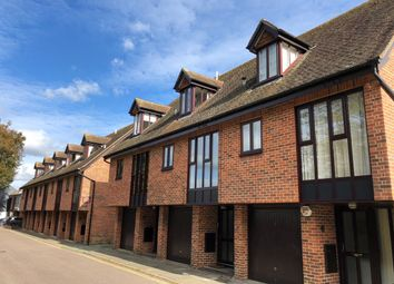 Thumbnail 3 bed town house to rent in Church Road, Romsey