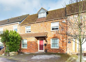 3 bed terraced house for sale in Angel Yard, High Street, Marlborough SN8