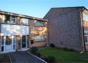 Thumbnail 3 bed terraced house for sale in Drayton Avenue, Stratford-Upon-Avon