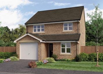 "Thumbnail 3 bedroom detached house for sale in ""The Derwent"" at Main Road, Eastburn, Keighley"