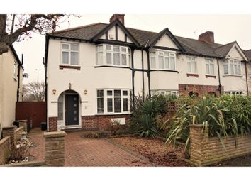 Thumbnail 3 bed end terrace house for sale in Balmoral Avenue, Beckenham