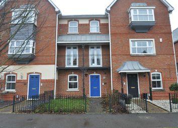 Thumbnail 4 bed terraced house for sale in Turners Avenue, Elvetham Heath, Fleet
