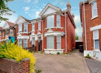 Thumbnail 2 bed flat for sale in Leigh Road, Eastleigh