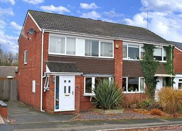 Thumbnail 3 bed semi-detached house to rent in Caynham Close, Winyates West, Redditch