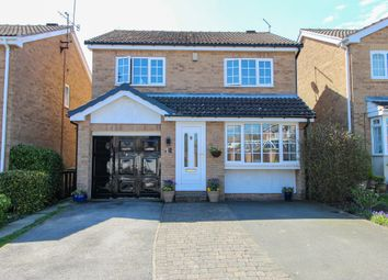 Thumbnail 4 bed detached house for sale in Bank Wood Close, Chesterfield
