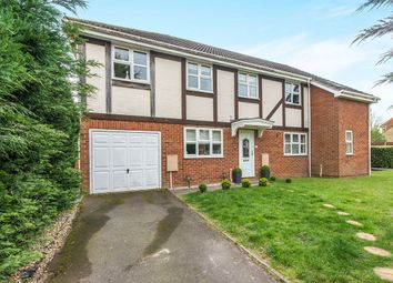 Thumbnail 4 bed semi-detached house for sale in Lamplighters Close, Hempstead, Gillingham