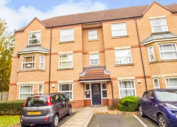 Thumbnail 2 bed flat for sale in Fenwick Close, Backworth, Newcastle Upon Tyne