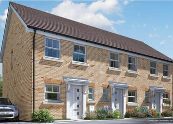 Thumbnail 2 bed terraced house for sale in London Road, Attleborough, Norfolk