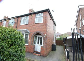 Thumbnail 3 bedroom semi-detached house for sale in Marsh Avenue, Newchapel, Stoke-On-Trent