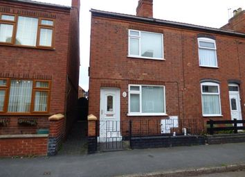 Thumbnail 2 bed end terrace house for sale in Neville Street, Glascote, Tamworth, Staffordshire